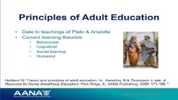 Educator Series: Principles and Goals of Writing Curriculum